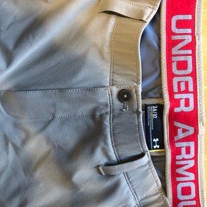 Men's Under Armor golf slacks